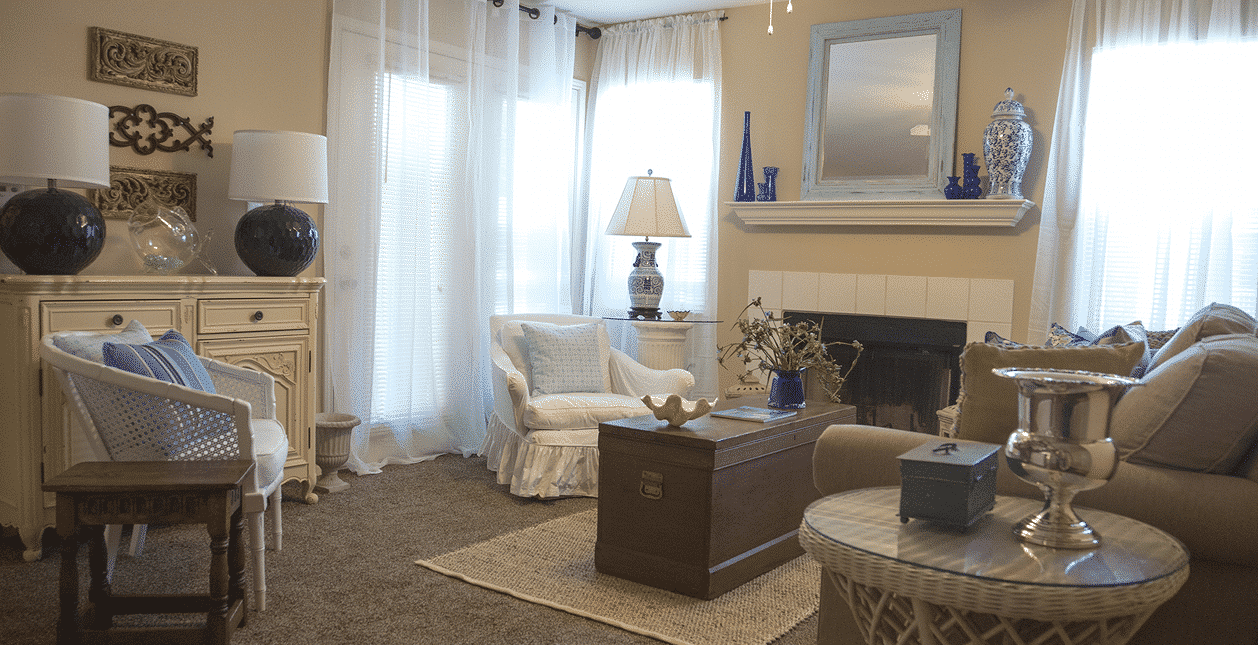 South Pointe Living Room