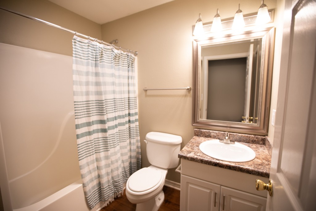 bathroom in 204 Summerfield Court, Foley, AL